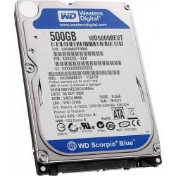 HDD 500 Go 2.5 SATA