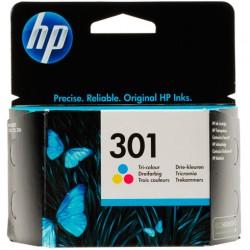 HP 301 Tri-colour Ink Cartridge (CH562EE)