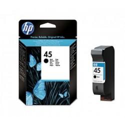 HP 45 black