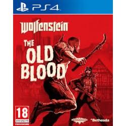 Wolfstein The Old Blood