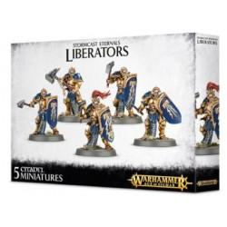 Warhammer Age of Sigmar Stormcast Eternals Liberators