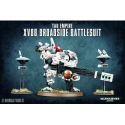 Warhammer 40.000 XV88 Broadside Battlesuit