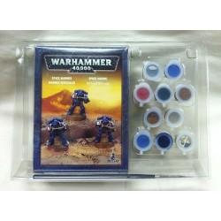 Warhammer 40.000 Space Marine paint set