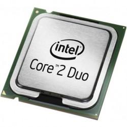 Intel Core 2 duo E6550 @ 2.33Ghz