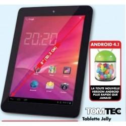 Tablette TomTec dual 8